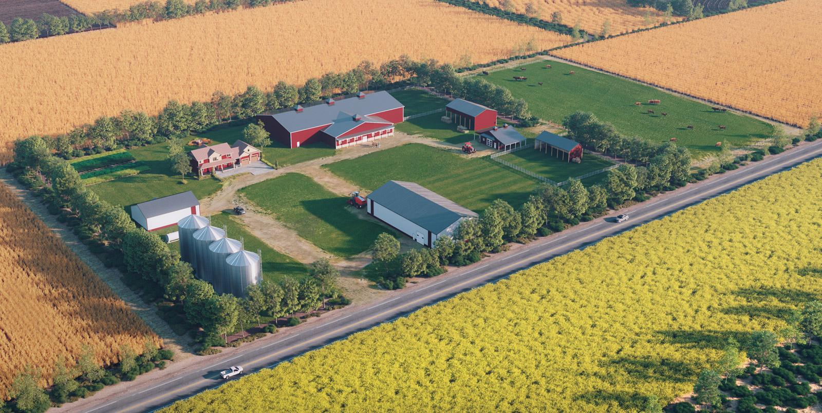 Farm Building Plans Co Op Ag